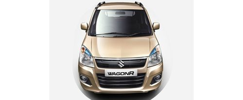 Full Front View of WagonR