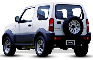 Jimny Side view