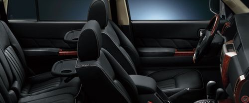 Nissan Patrol Images - View complete Interior-Exterior